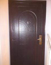 Дверь металлическая входная, неутеплённая