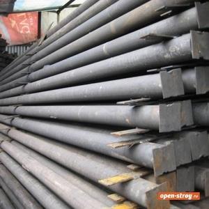 Продаются столбы металлические