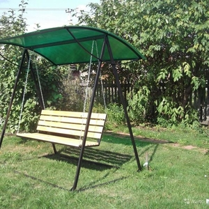 Продаются качели садовые