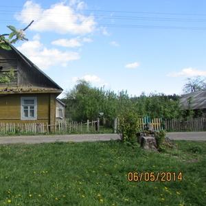 Дом в д. Орковичи Новогрудского района(дорога Березовка-Новогрудок)