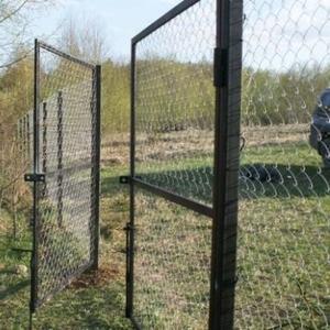Ворота и калитки с доставкой в Лиде