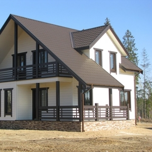 Производство и строительство каркасных домов. Лида