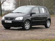 Hyundai Getz XII-04г.,  1, 5Д,  5дв.,  нов.зимн.шины