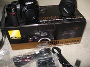 Nikon d3000 Kit 18-55mm б/у СУМКА,    СВЕТОФИЛЬТР,   КАРТА ПАМЯТИ