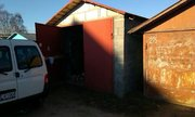 Блочный гараж на ЖБИ